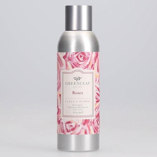 Greenleaf Room Spray 6 Oz. - Roses