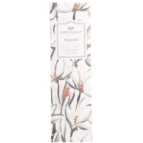 Greenleaf Slim Scented Envelope Sachet - Magnolia