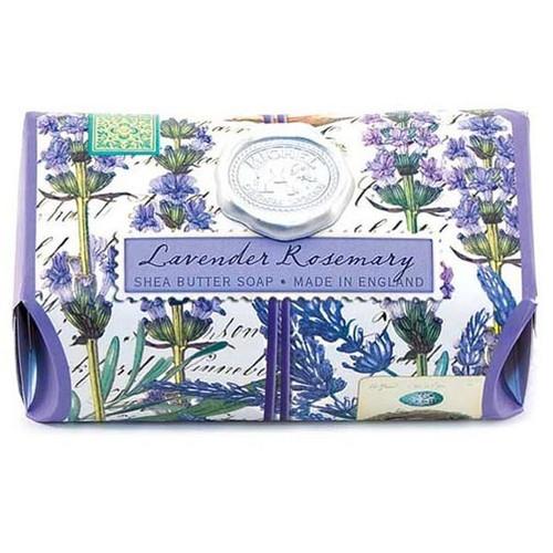 Michel Design Works Bath Soap Bar 9 Oz. - Lavender Rosemary