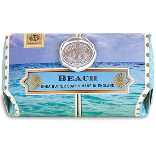 Michel Design Works Bath Soap Bar 9 Oz. - Beach