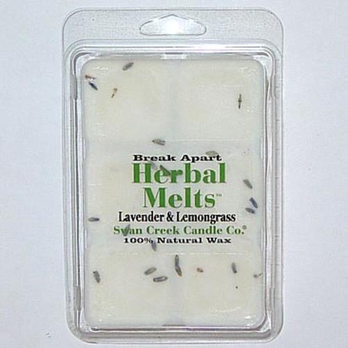 Swan Creek Candle Soy Drizzle Melt 4.75 Oz. - Lavender & Lemongrass