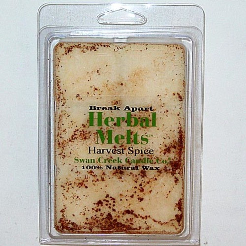 Swan Creek Candle Soy Drizzle Melt 4.75 Oz. - Harvest Spice