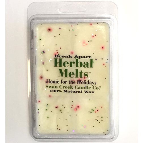 Swan Creek Candle Soy Drizzle Melt 4.75 Oz. - Home for the Holidays