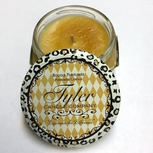Tyler Candle 3.4 Oz. Jar - Mulled Cider