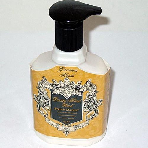 Tyler Candle Glamorous Luxury Hand Wash 8 Oz. - French Market