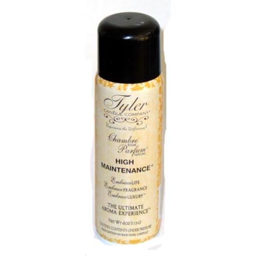 Tyler Candle 4 Oz. Chambre Parfum - High Maintenance