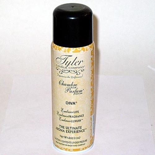 Tyler Candle 4 Oz. Chambre Parfum - Diva