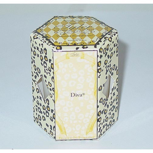 Tyler Candle 15-Hour Boxed Votive - Diva