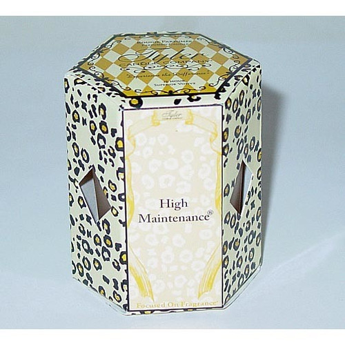 Tyler Candle 15-Hour Boxed Votive - High Maintenance