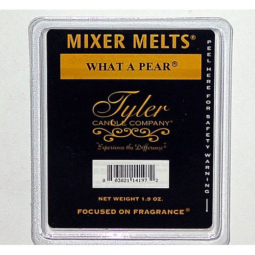 Tyler Candle Mixer Melts - What a Pear