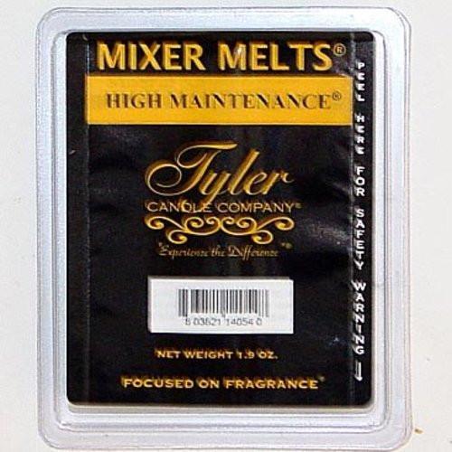 Tyler Candle Mixer Melts - High Maintenance