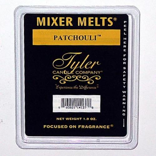 Tyler Candle Mixer Melts - Patchouli