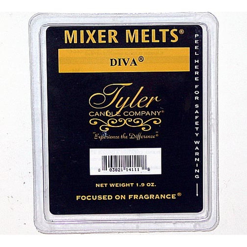 Tyler Candles Mixer Melt - Diva