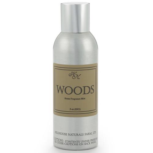 Hillhouse Naturals Fragrance Mist 3 Oz. - Woods