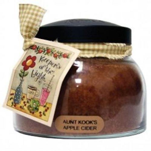 Keepers of the Light Mama Jar - Aunt Kook's Apple Cider