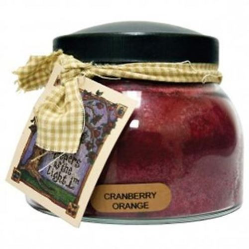 Keepers of the Light Mama Jar - Cranberry Orange
