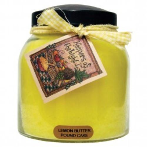 Keepers of the Light Papa Jar - Lemon Butter Pound Cake