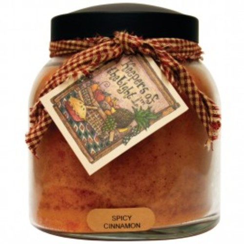 Keepers of the Light Papa Jar - Spicy Cinnamon