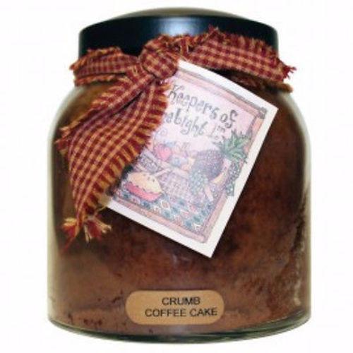 Keepers of the Light Papa Jar - Crumb Coffee Cake