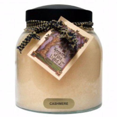 Keepers of the Light Papa Jar - Cashmere