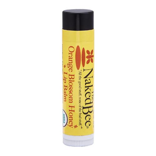 Naked Bee Lip Balm - Orange Blossom Honey