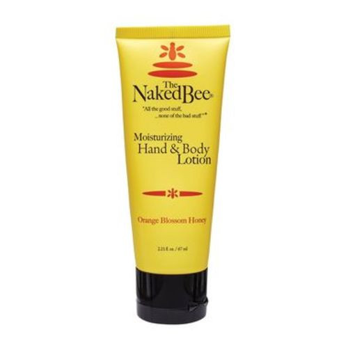 Naked Bee Hand & Body Lotion 2.25 Oz. - Orange Blossom Honey