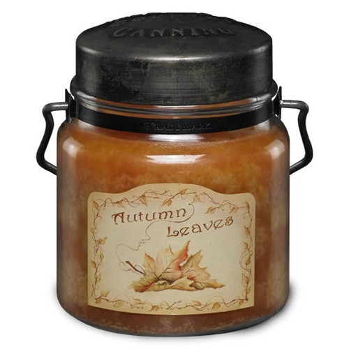 McCall's Candles - 16 Oz. Autumn Leaves