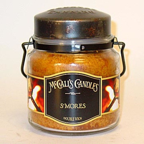 McCall's Candles - 16 Oz. Double Wick S'mores
