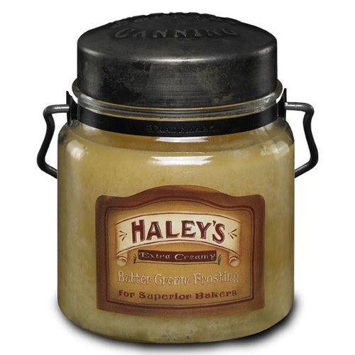 McCall's Candles - 16 Oz. Haley's Butter Frosting