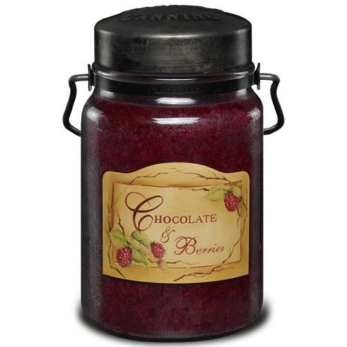 McCall's Candles - 26 Oz. Chocolate & Berries