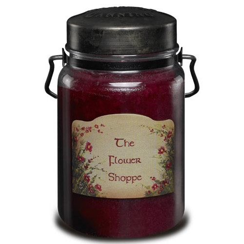 McCall's Candles - 26 Oz. Flower Shoppe
