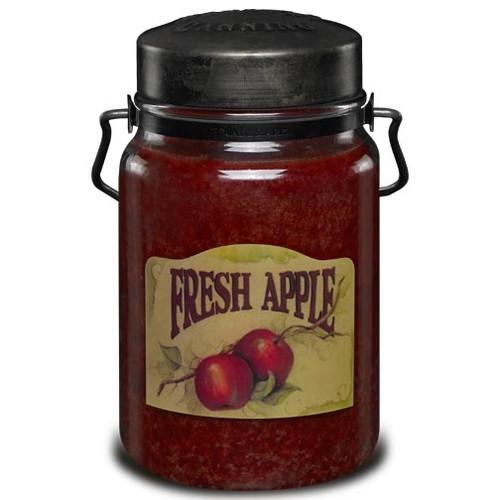 McCall's Candles - 26 Oz. Fresh Apple