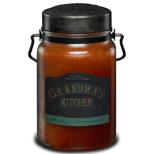 McCall's Candles - 26 Oz. Grandma's Kitchen