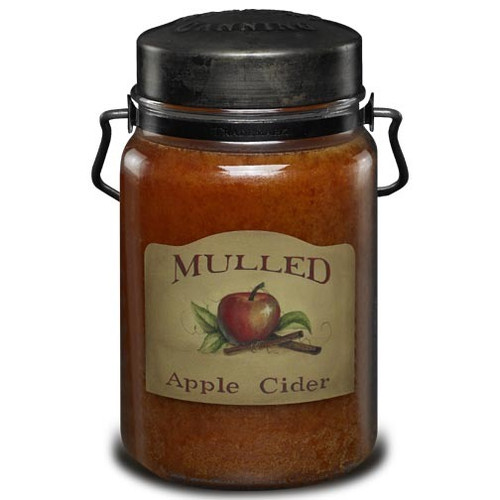 McCall's Candles - 26 Oz. Mulled Apple Cider