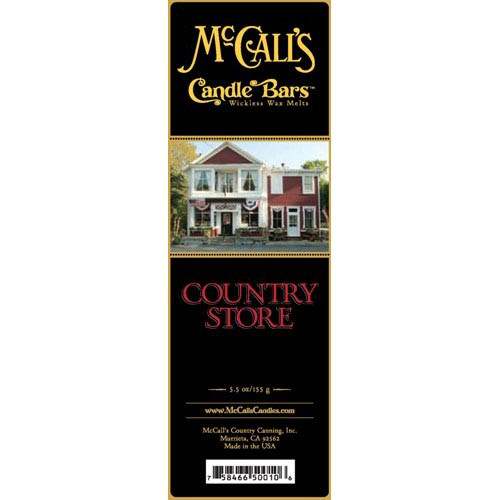 McCall's Candles Candle Bar 5.5 oz. - Country Store