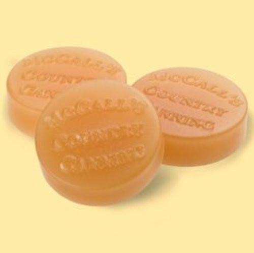 McCall's Candles Wax Melt Button Set of 6 - Apple Butter