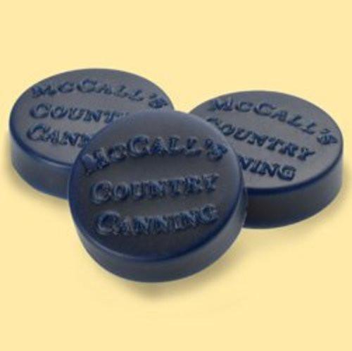 McCall's Candles Wax Melt Button Set of 6 - Blueberry Parfait