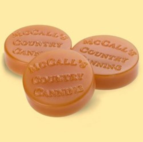McCall's Candles Wax Melt Button Set of 6 - Hot Buttered Rum