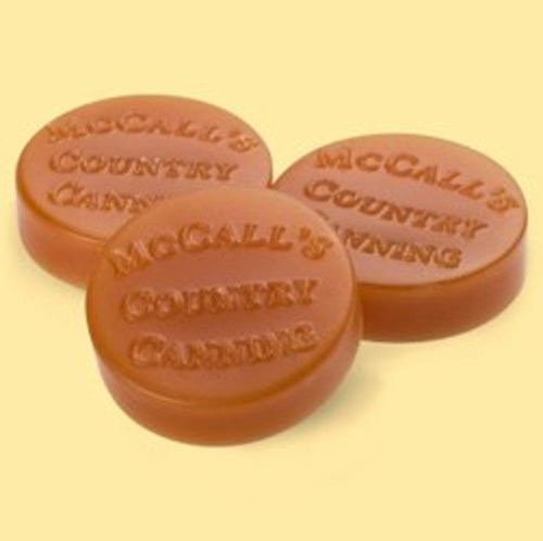 McCall's Candles Wax Melt Button Set of 6 - Mulled Apple Cider