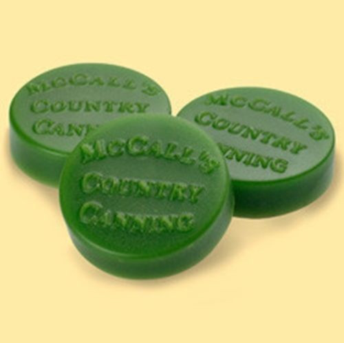 McCall's Candles Wax Melt Button Set of 6 - Christmas Jingle