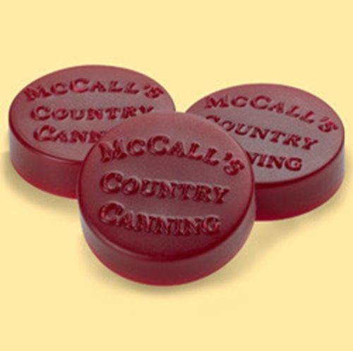 McCall's Candles Wax Melt Button Set of 6 - Country Christmas