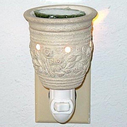 Plug-In Tart Burner - Roses