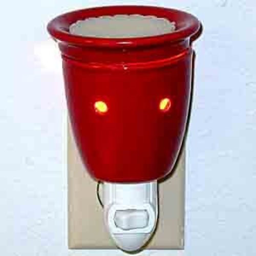 Plug-In Tart Burner - Red
