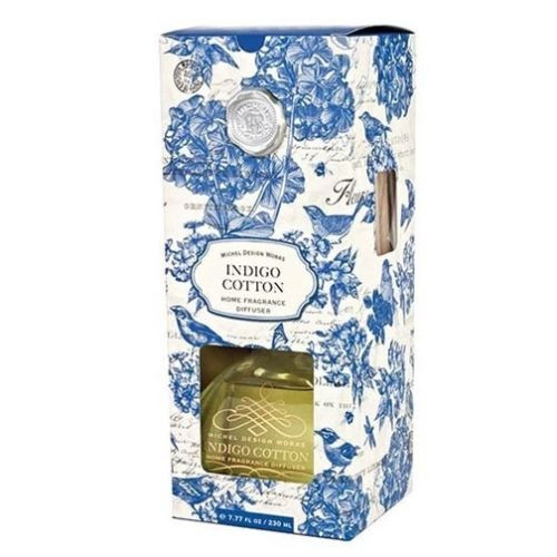 Michel Design Works Home Fragrance Diffuser 7.7 Oz. - Indigo Cotton