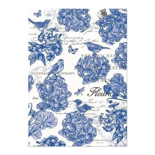 Michel Design Works Kitchen Towel - Indigo Cotton