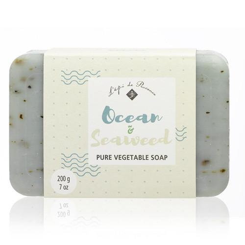 L'epi de Provence Soap 200g - Ocean & Seaweed