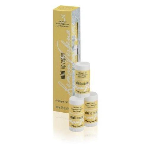 Mangiacotti Mini Lip Repair 0.15 Oz. - Lemon Verbena
