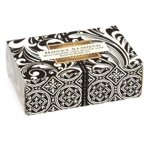 Michel Design Works Boxed Single Soap 4.5 Oz. - Honey Almond