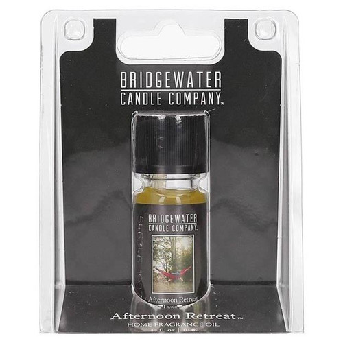 Bridgewater Candle Home Fragrance Oil 0.33 Oz. - Afternoon Retreat