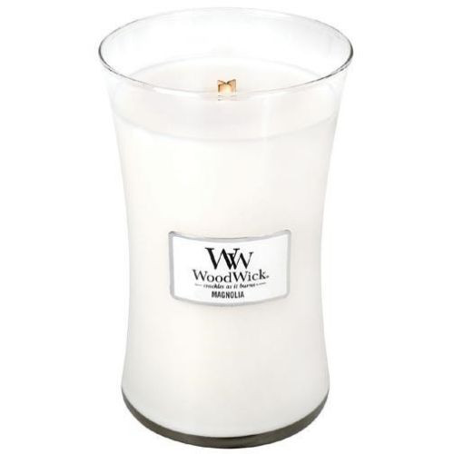 Woodwick Candle 22 Oz. - Magnolia